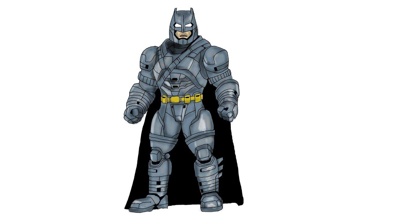 1280x720 Ipad Pro, How To Draw Armored Batman Batman Vs Superman Dawn