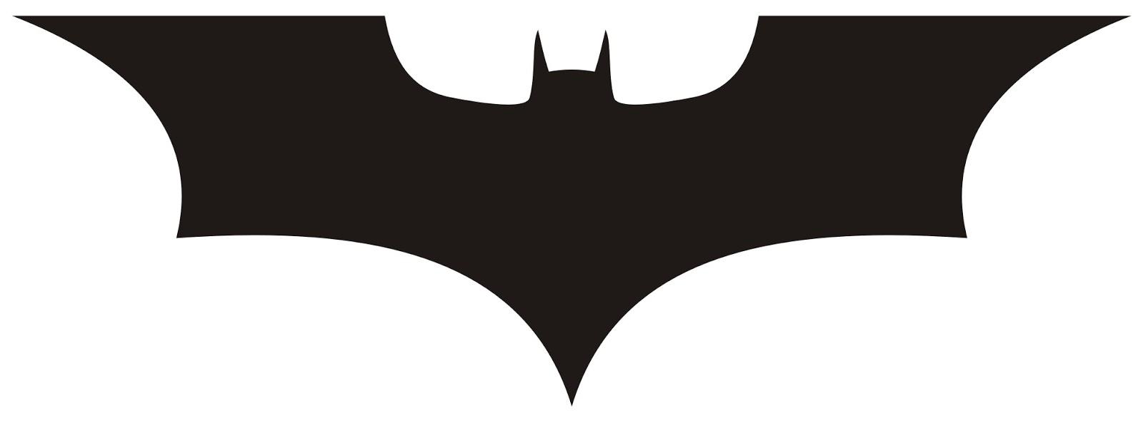 1600x593 Batman Drawing Symbol For Free Download
