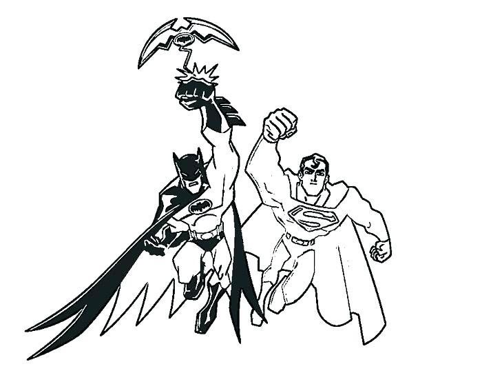 700x541 Batman Logo Coloring