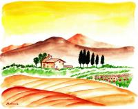 200x158 Landscape Drawings Drawings Ideas For Kids