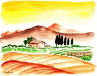 200x158 Landscape Drawings Drawings Ideas For Kids