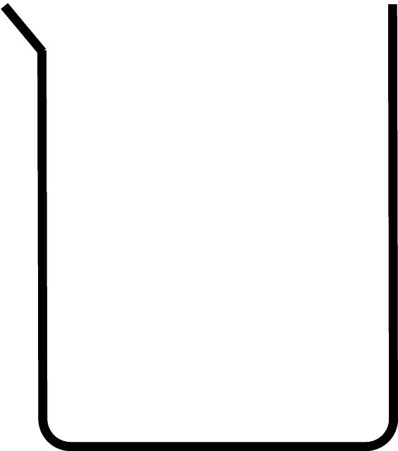Beaker Drawing