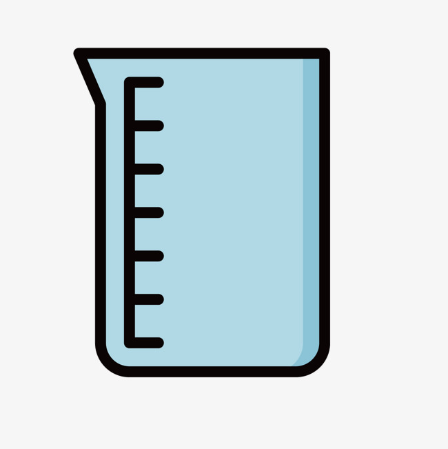 650x651 blue beaker, blue vector, blue, hand drawing png and vector