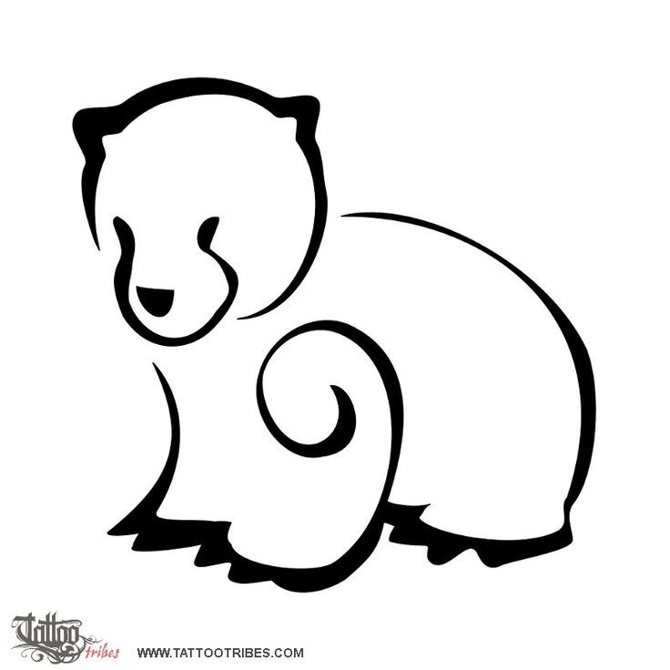 736x736 tattoo bear tattoo designs bear cub tattoo tattoo's baby bear
