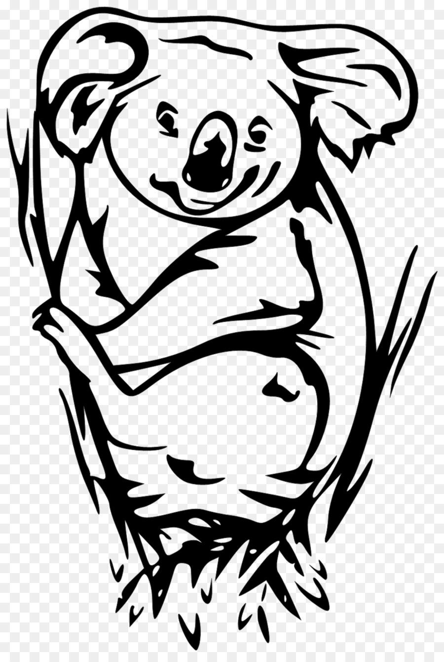 Bear Drawing Art