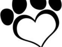 200x150 Dog Paw Print Clip Art Beautiful Bear Paw Print Drawing