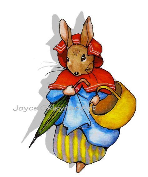 Beatrix Potter Drawings