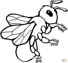 235x217 best bee line art images images line art images, bees, bee