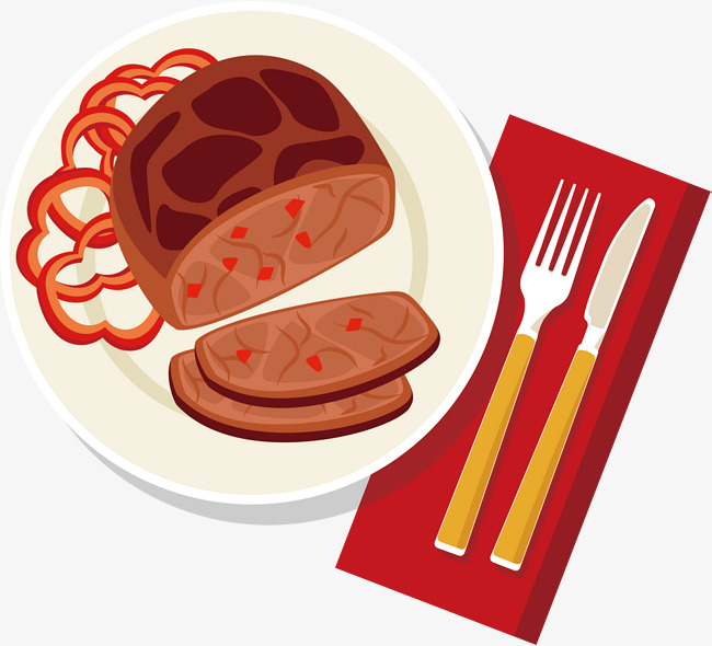 650x590 beef vector, beef, cartoon food, cartoon hand drawing png