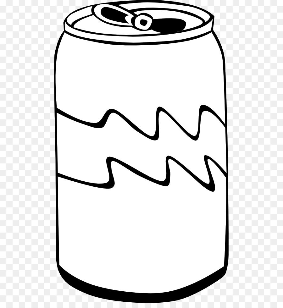Beer Can Drawing