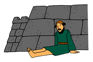 300x200 beggar drawing begger transparent png clipart free download