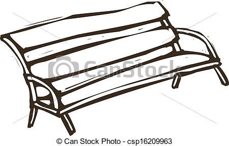 450x287 Bench Clip Art Free
