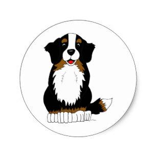 Bernese Mountain Dog Drawing Free Download Best Bernese Mountain