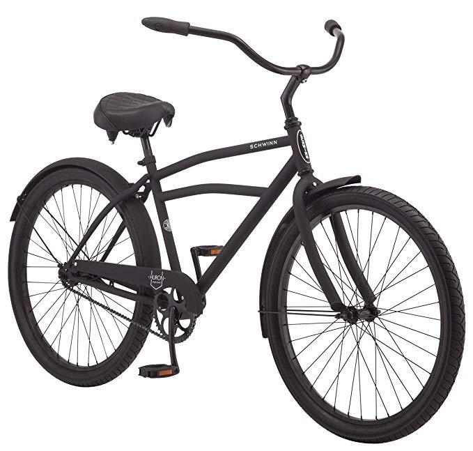 679x647 Schwinn Huron Men's Cruiser Bike, Featuring Inch
