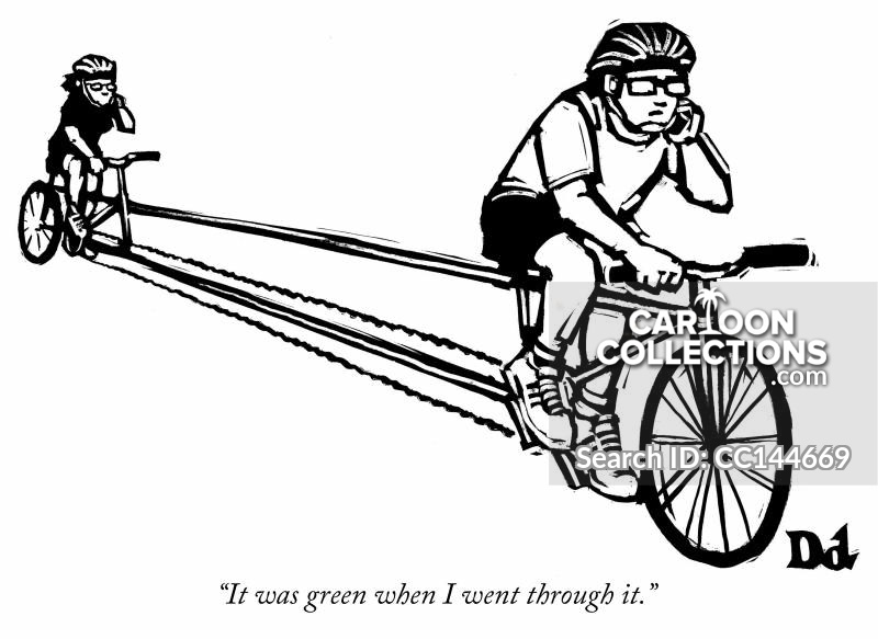 800x583 Bicycle Cartoons And Comics