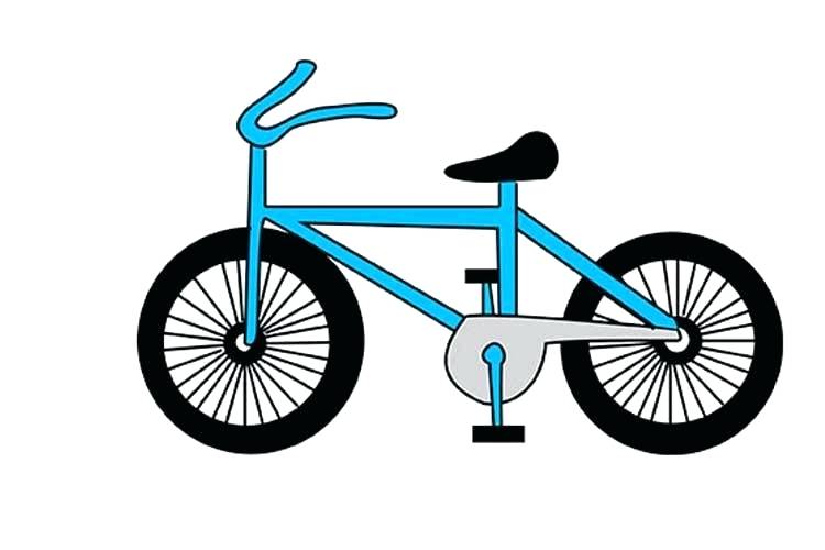 750x500 easy bicycle drawing drawn bicycle easy x bicycle drawing step