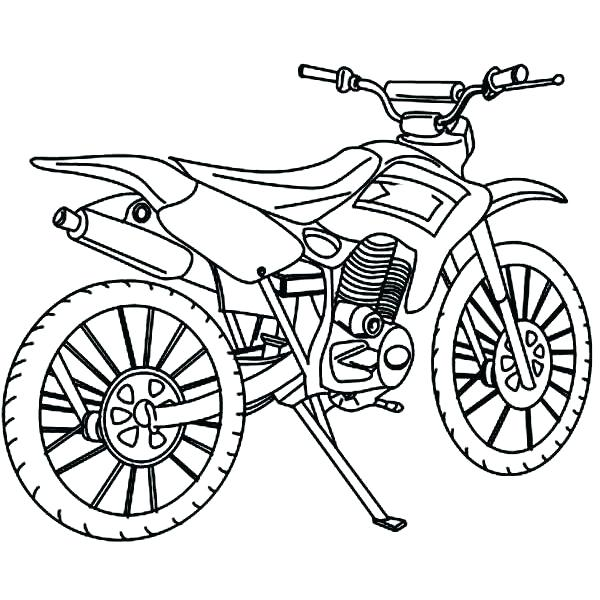 600x600 Dirt Bike Drawing Better Bikes Photos Of Line Dirosa