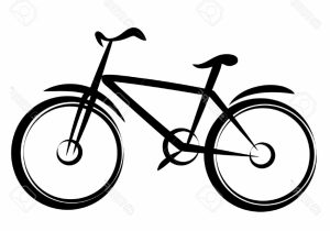 300x210 Bike Drawing Simple How To Draw Easy Bicycle