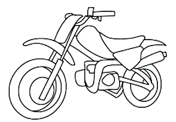 600x415 draw a simple bike drawn bike simple draw simple bike