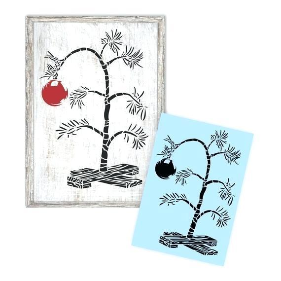 570x570 large tree stencil tree stencil for wall birch tree stencil birch