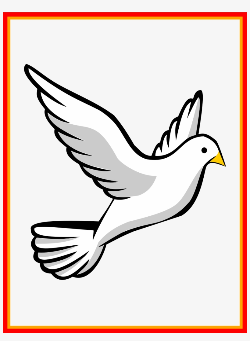820x1116 Flying Bird Drawing Easy Transparent Png