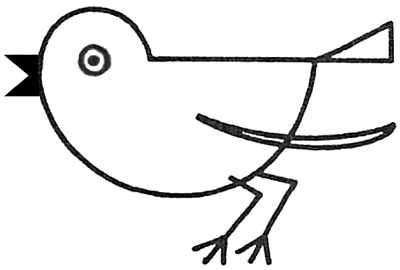 400x270 Drawing A Bird Robin With Simple Shapes For Preschoolers