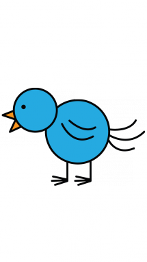 Bird Drawing For Kids Free Download Best Bird Drawing For