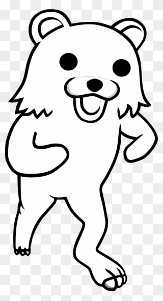 320x591 Full Size Of Cute Bear Drawing Step