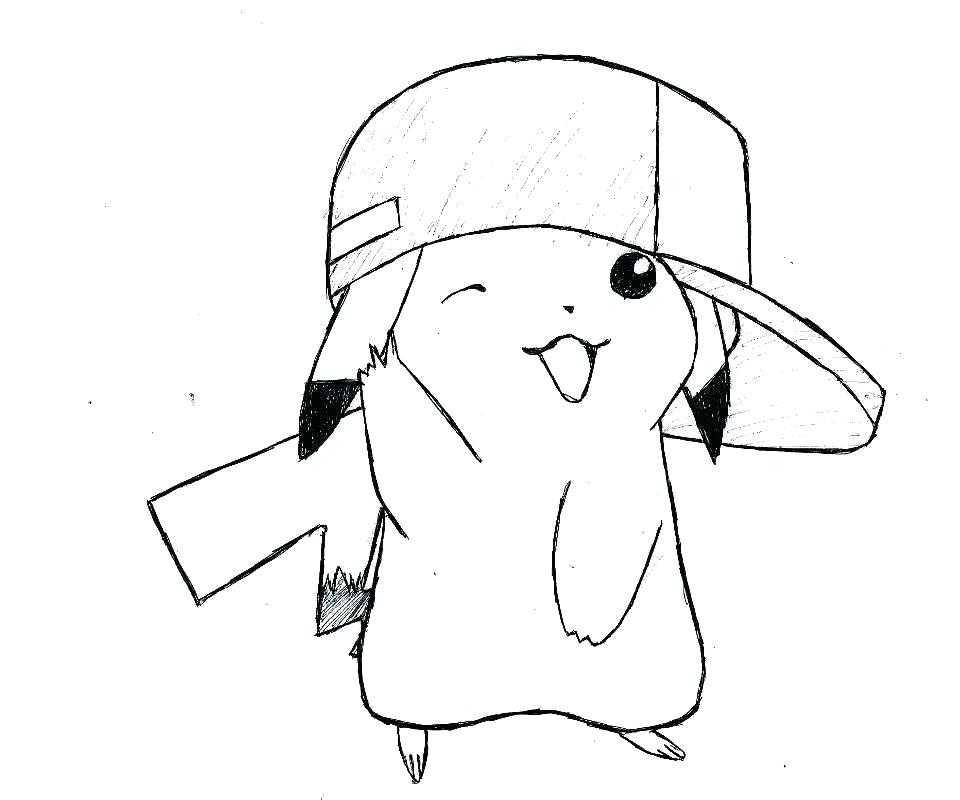 960x800 Pikachu To Draw How To Draw Step Pikachu Drawing Cute