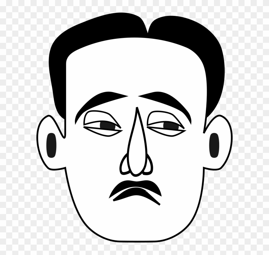 880x834 Sad Face