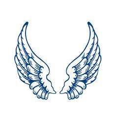 236x236 top angel wings images in angel wings, angel art, artworks