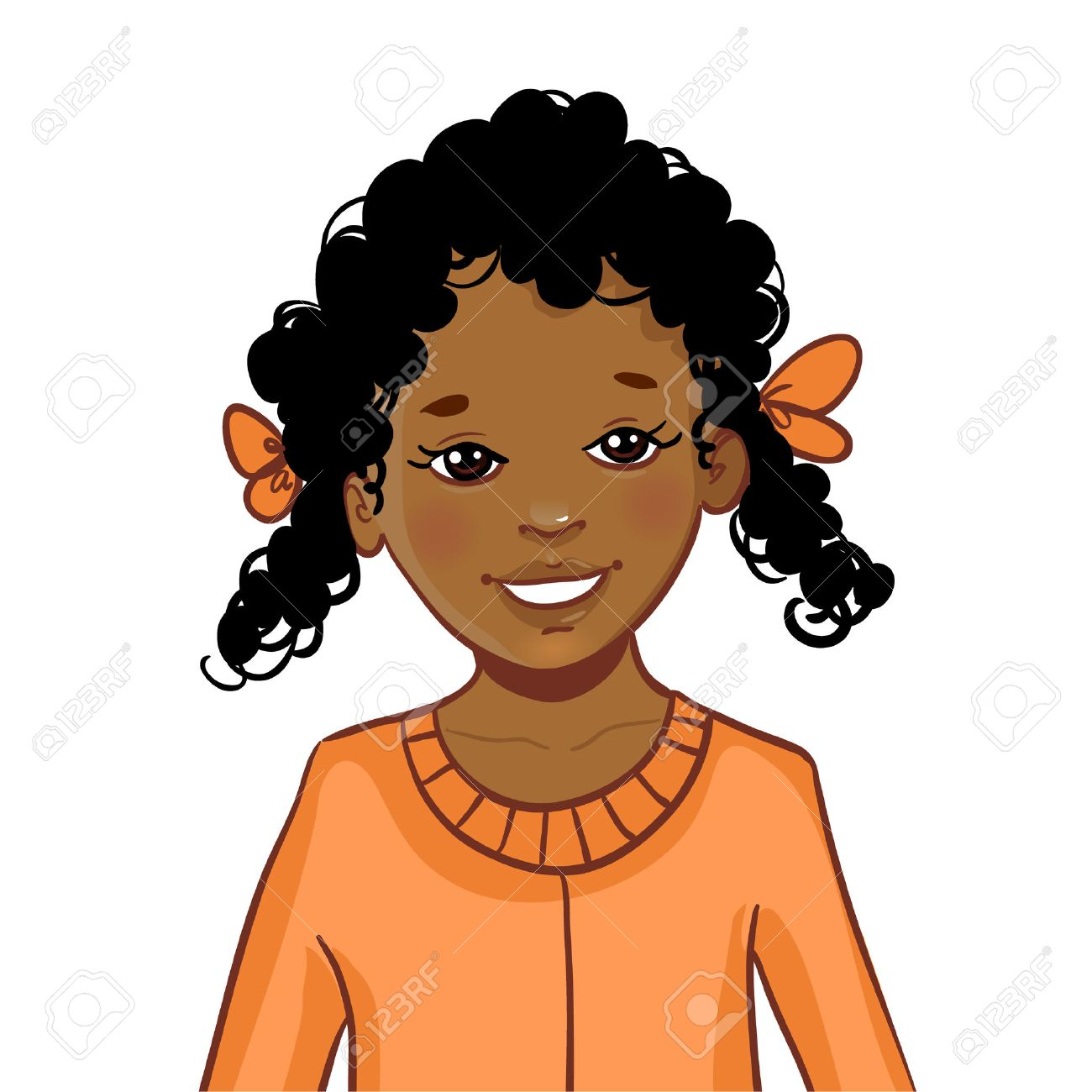 1300x1300 Afro Cartoon Hair Transparent Png Clipart Free Download