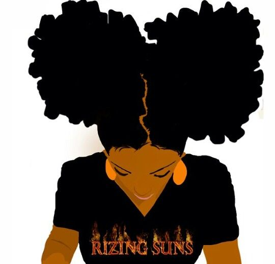 540x517 Afro Clipart Afro Lady