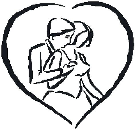 472x452 heart love drawings sketch lovers in heart cute love heart drawings