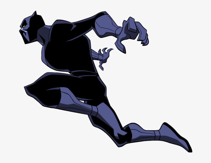 820x632 Black Panther Png Vector