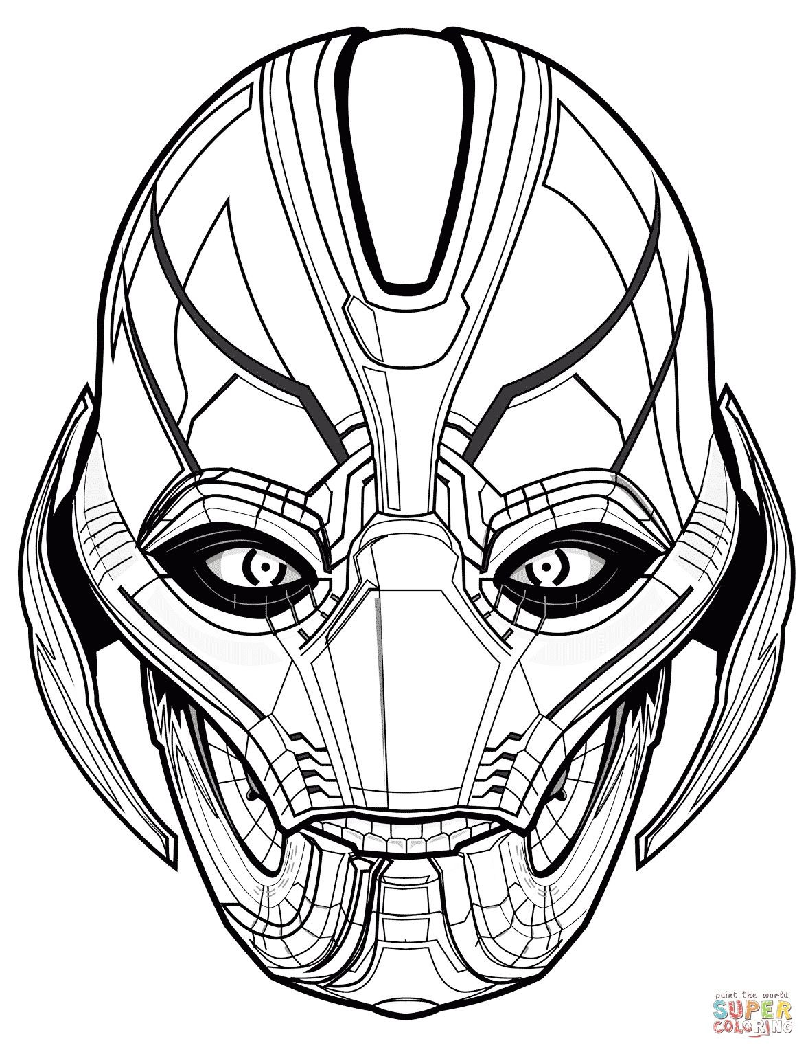 1177x1531 Disney Infinity Marvel Coloring Pages Beautiful Black Panther