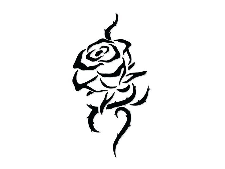 736x552 Black Rose Clip Art Tanimasorkar