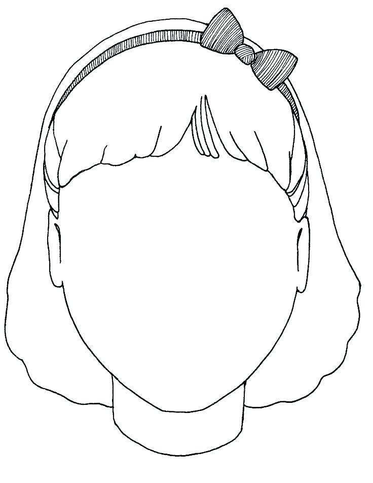 Blank Drawing Of Human Body