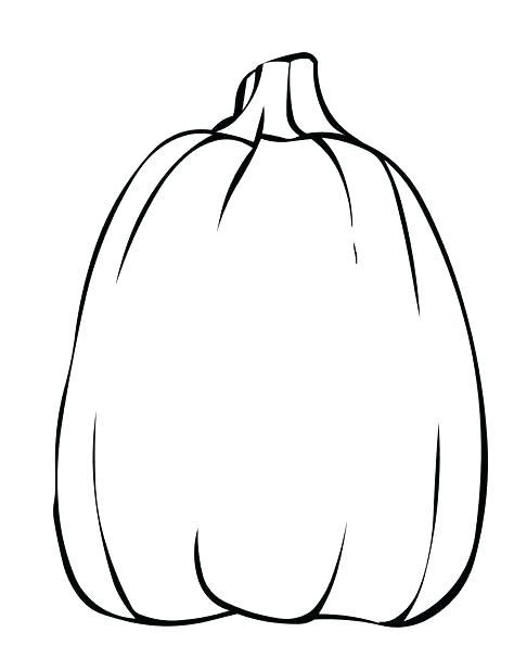 474x594 Free Pumpkin Coloring