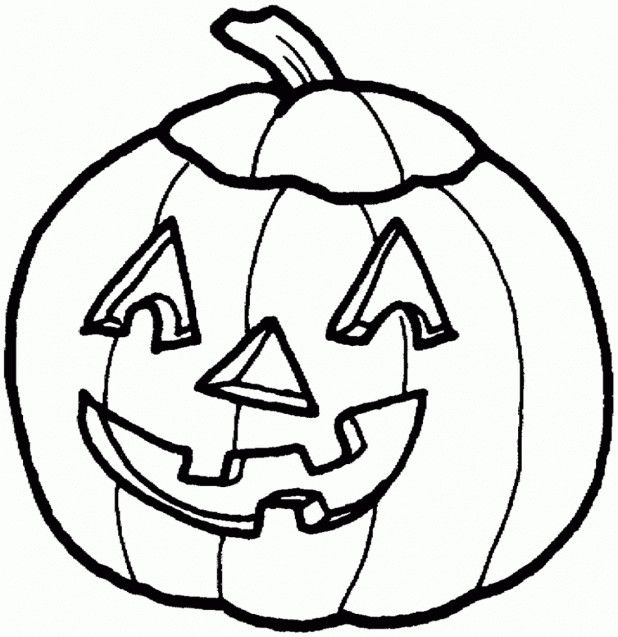 618x637 Blank Pumpkin Coloring Pages Luxury Blank Pumpkin Coloring Pages