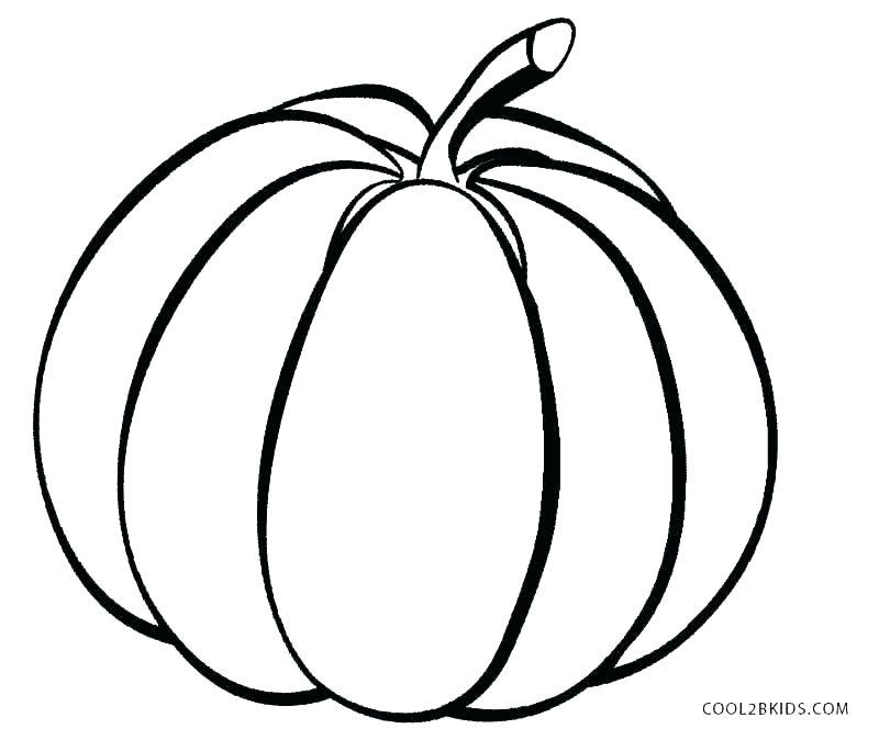 800x674 Blank Pumpkin Coloring Pages Simple Blank Pumpkin Coloring