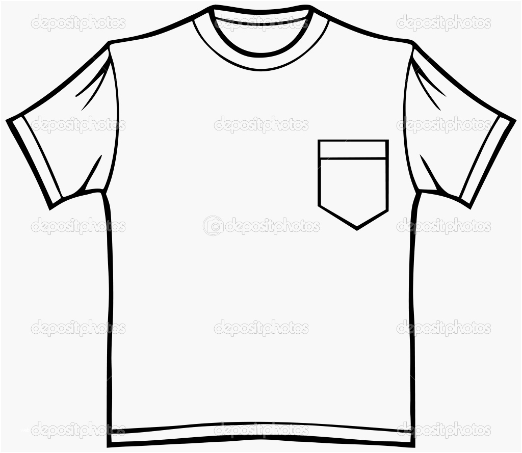 Blank T Shirt Drawing Free Download Best Blank T Shirt