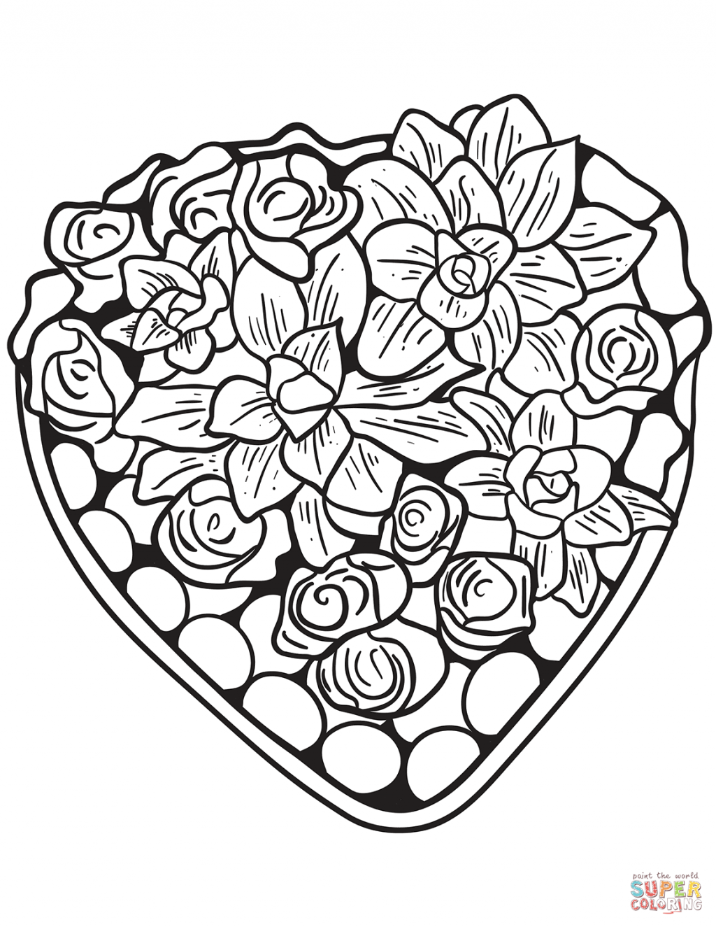 Bleeding Heart Flower Drawing   Free download on ClipArtMag