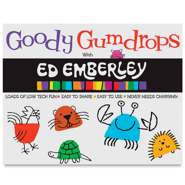 600x600 Ed Emberley On The Go! Drawing Pad Books