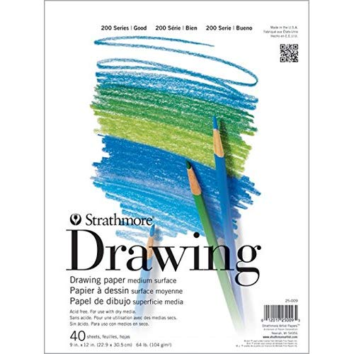 500x500 Pacon Strathmore Drawing Pad