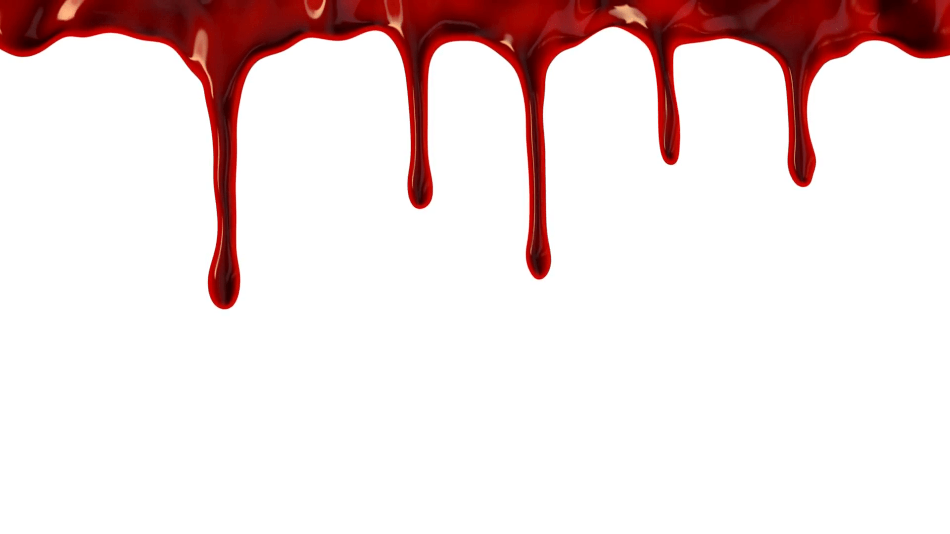 1920x1080 Blood Dripping Realistic Drawing