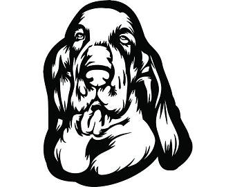 340x270 Bloodhound Etsy