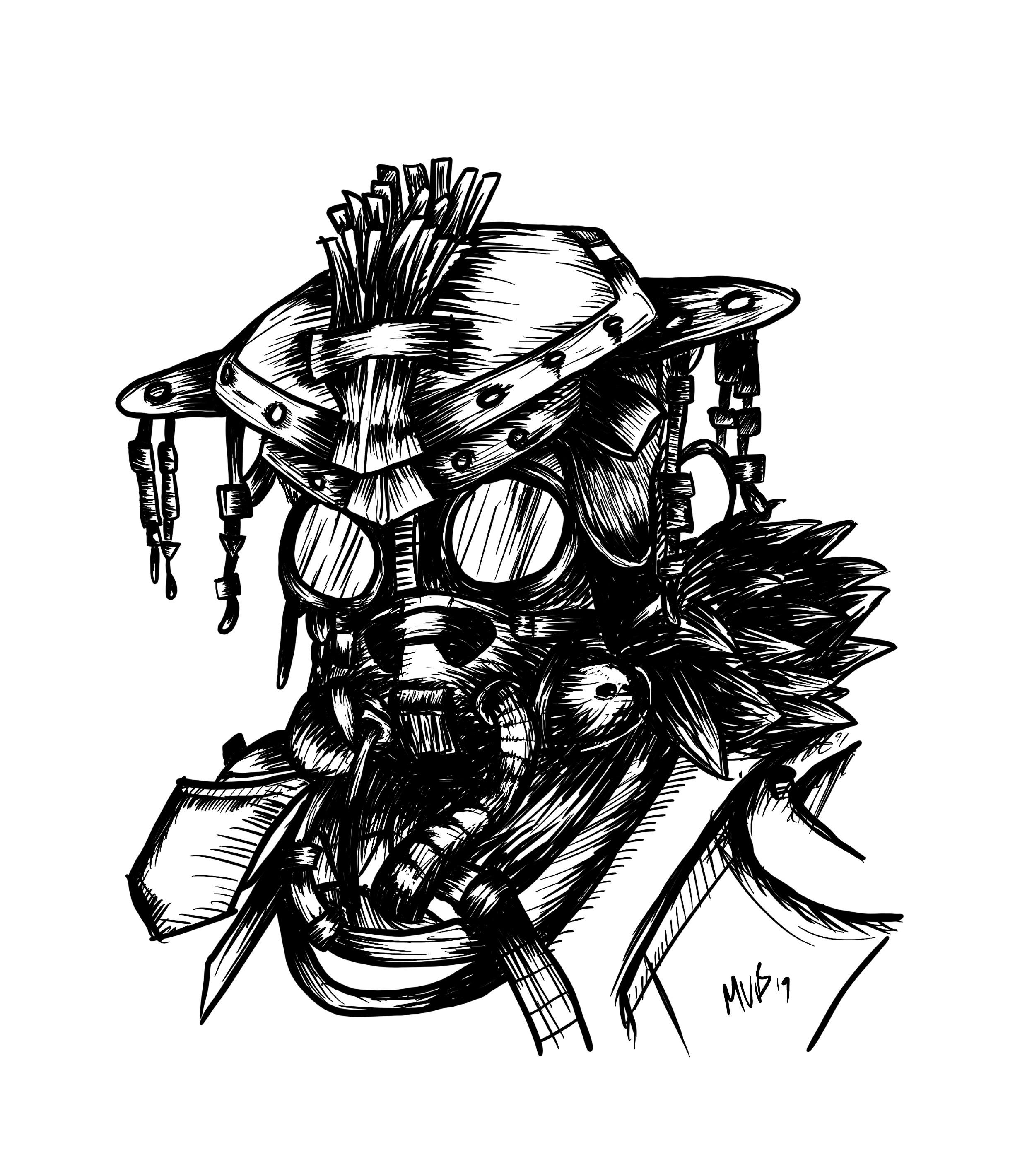2480x2840 I Sketched Bloodhound Still Pretty New To Drawing, So Go Easy