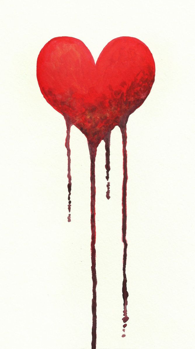 668x1194 Bleeding Heart Drawing