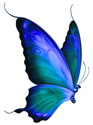297x400 Collection Of Free Drawing Butterflies Blue Butterfly Download